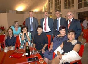 El grupo Los Gabiteros, en la Kermés de 2013. Fuente- La Nueva España