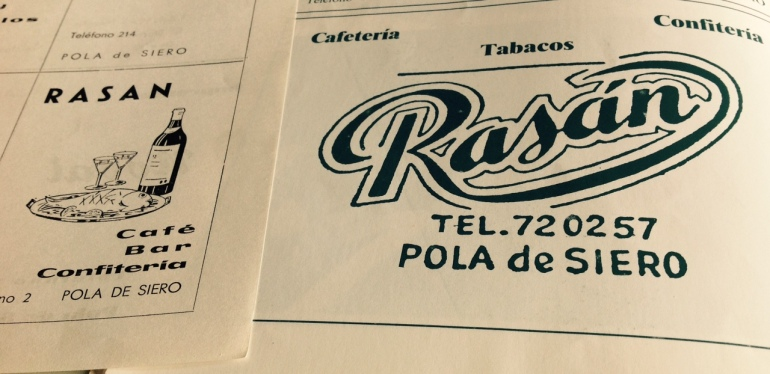 Publicidad de El Rasán